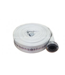 DOBRA FIREFIGHTING PRESSURE HOSE 25-D WITH STORZ COUPLINGS