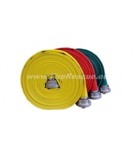 EUROFLEX TXS FIREFIGHTING PRESSURE HOSE 75-B WITH STORZ COUPLINGS
