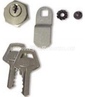 KEY LOCK FOR SMART FIRE EXTINGUISHER CABINETS