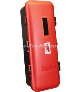 FIRE EXTINGUISHER PVC CABINET 12 KG/L - IT